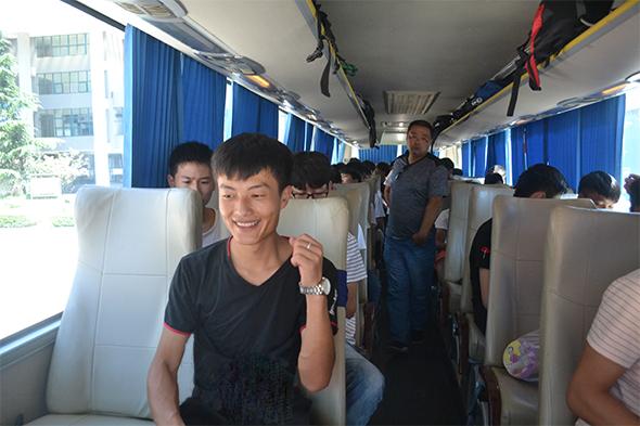 北方学子赴芜湖实习